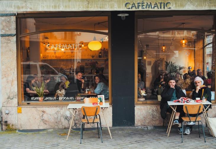 koffiezaak in turnhout